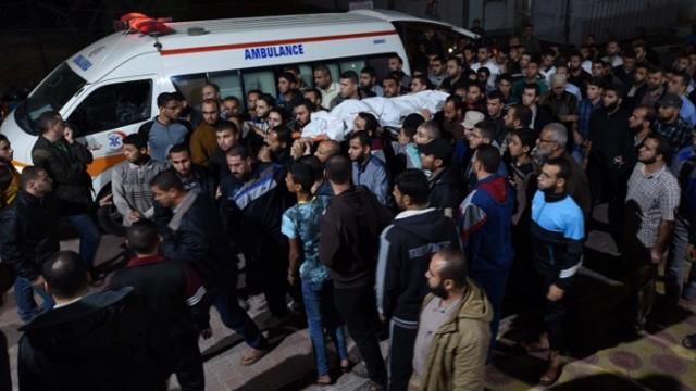 İsrail, Gazze sınırındaki bir tüneli patlattı: 5 ölü