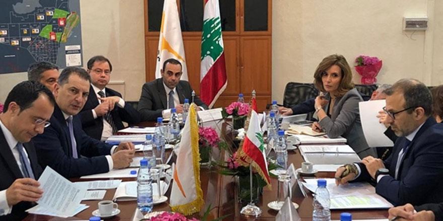 Lübnan ve Güney Kıbrıs'ın enerjide işbirliği arayışı