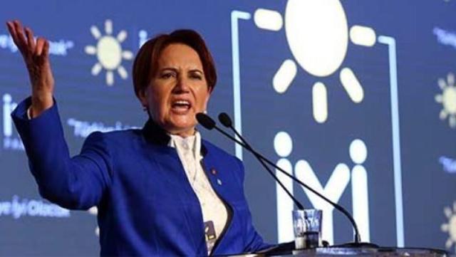 Akşener'in partisi 'İyi Parti'nin kurulmasından sonra ilk anketi ortaya çıktı