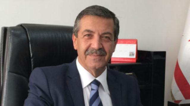 Dışişleri Bakanı Ertuğruloğlu New York'taki terör saldırısını kınadı