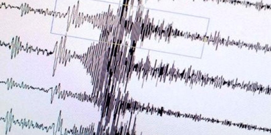 Marmara'da 3,1 büyüklüğünde deprem!