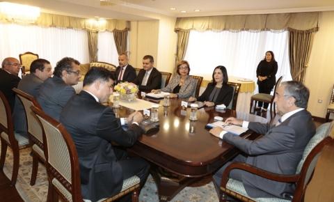 Cumhurbaşkanı Akıncı, Seçim ve Halkoylaması Değişiklik Yasası'nı imzaladı