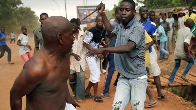 Orta Afrika Cumhuriyeti'nde çatışma: 16 ölü