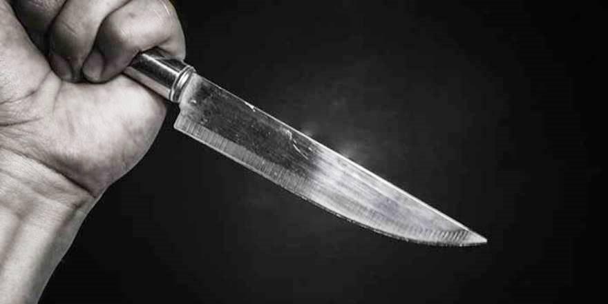 Girne'de bir kişi bıçaklandı!