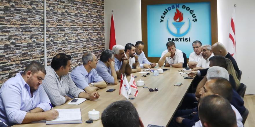 """YDP: """"Erken seçim hükümeti"""" istedi"""