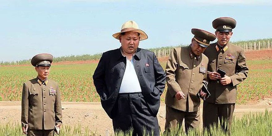 Kuzey Kore'den kuraklık açıklaması