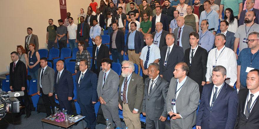 YDÜ ev sahipliğinde düzenlenen Uluslararası Su Konferansı yoğun bir katılımla tamamlandı