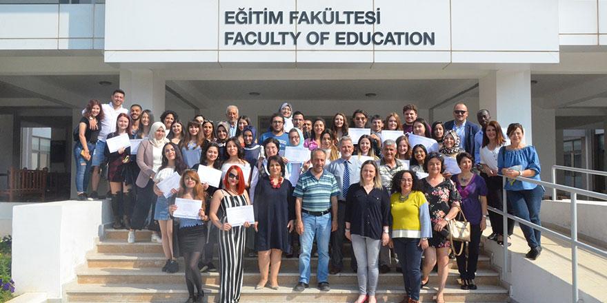 DAÜ Yabancı Diller Eğitimi Bölümü Şeref ve Yüksek Şeref Töreni yapıldı