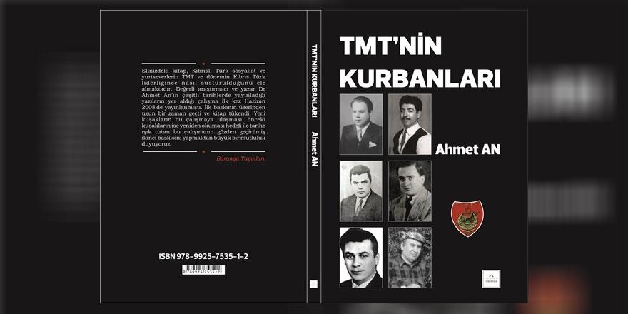 """""""TMT'nin kurbanları"""" isimli kitabın genişletilmiş 2. baskısı çıktı"""