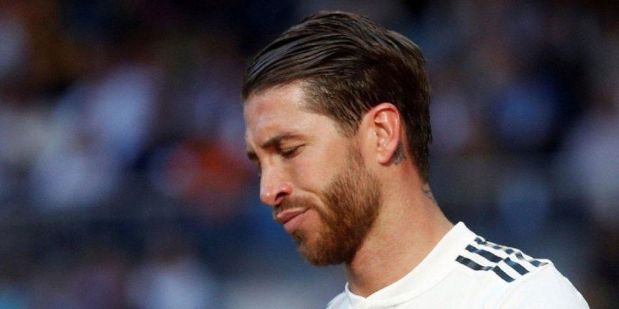 Çin'den Sergio Ramos'a teklif…