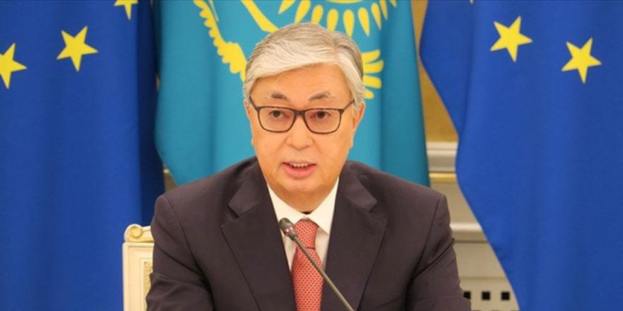 Kazakistan'da Kasım Cömert Tokayev seçimi kazandı