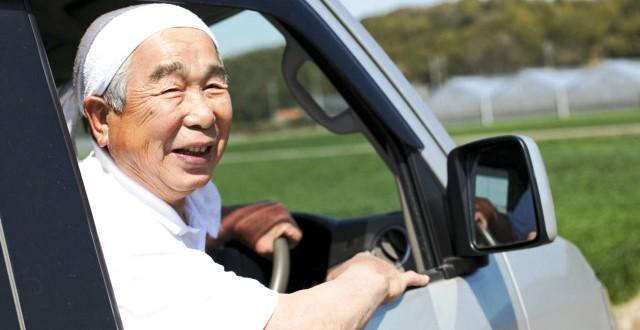 Japonya'da Trafikteki Yaşlıların 30 Bini Bunamış Olabilir