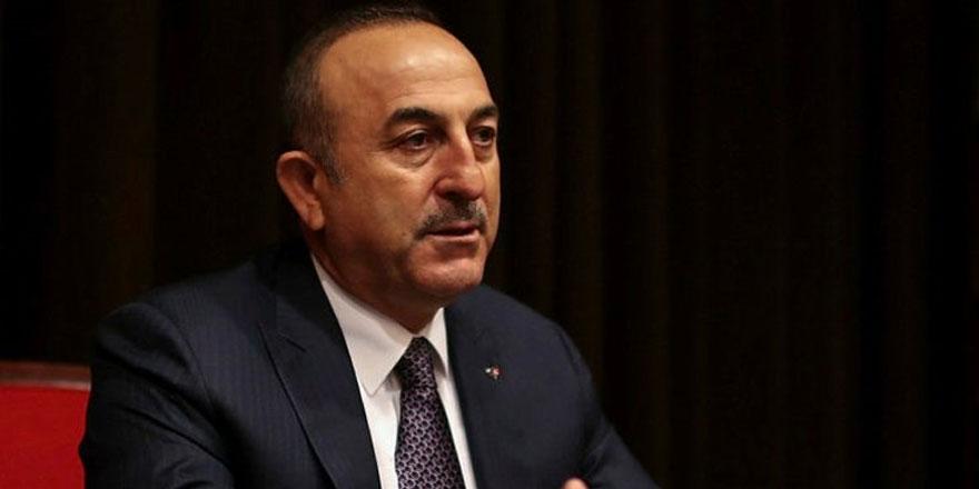 """Çavuşoğlu: """"Netanyahu'nun seçim vaadi ırkçı bir Apartheid Devleti"""""""