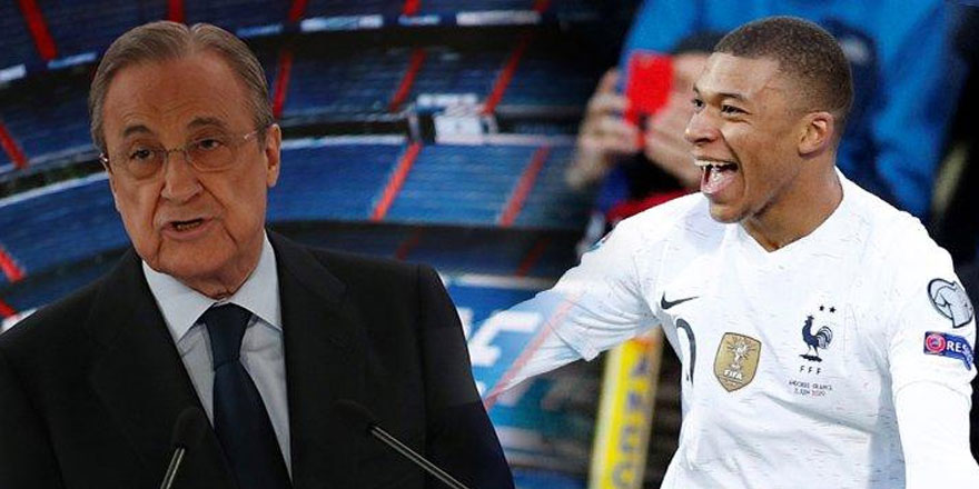 Hazard'ın tanıtımında Mbappe tezahüratı!