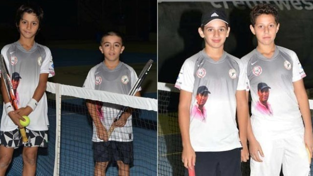 Yönlüer, tenisle anılıyor