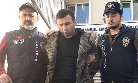 Tecavüzcü Kıbrıs'a kaçmaya çalıştı