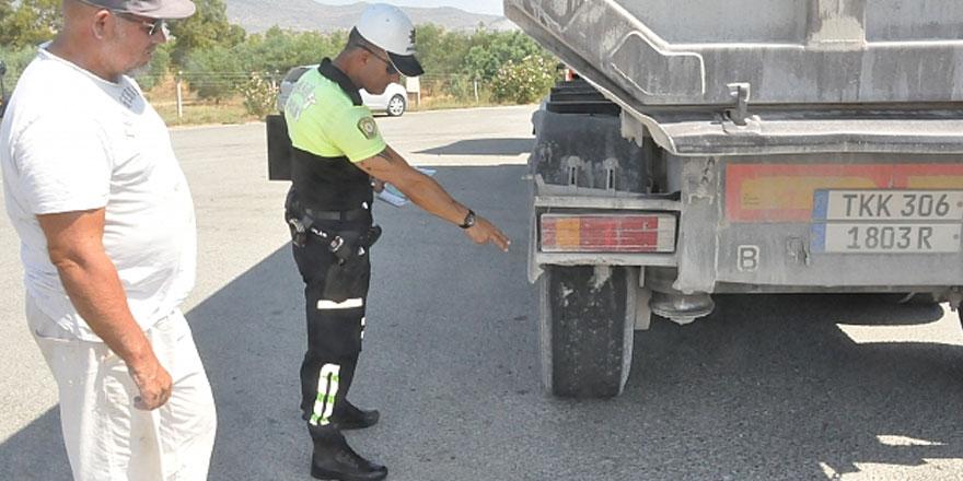 Polisler kontrolleri sıklaşdırdı