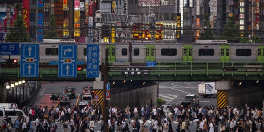Japonya nüfusunda düşüş
