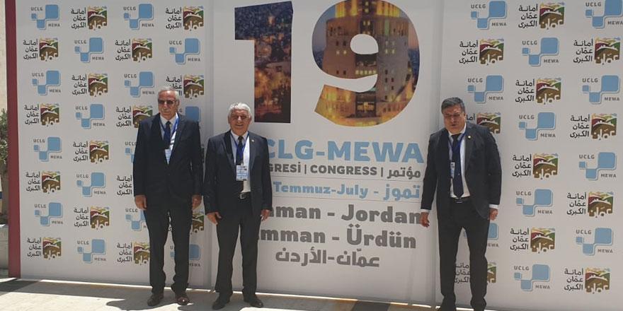 KKTC'den Üç Belediye UCLG-MEWA'da temsiliyetini güçlendirdi
