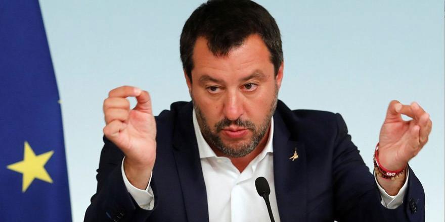 Salvini'ye içinde mermi olan zarf postalandı