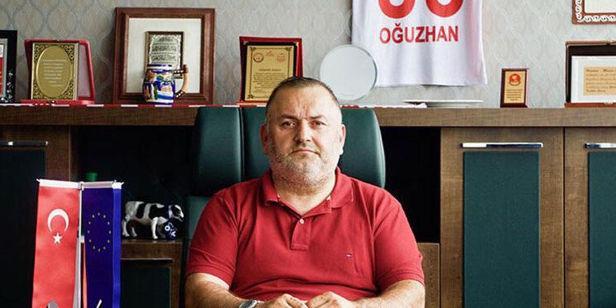 FETÖ'nün darbe girişimini lanetleyen Türk iş adamına yargı kumpası