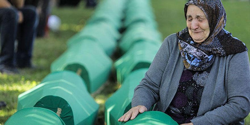Kapanmayan yara:Srebrenista Katliamı