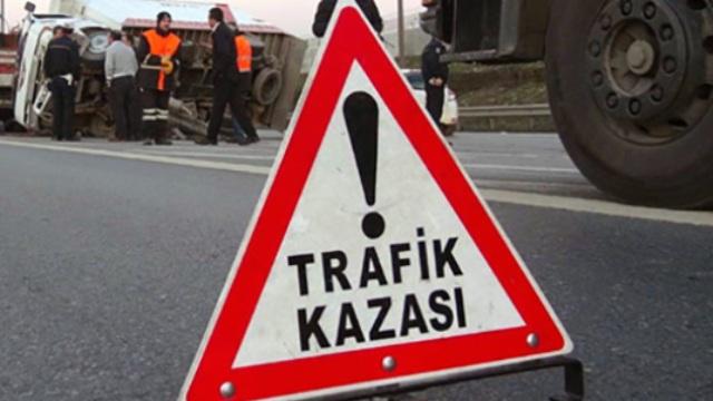 Bir haftada 58 trafik kazası meydana geldi