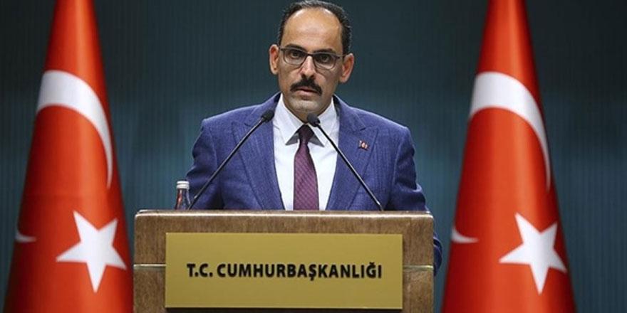 """""""Türkiye'nin kurmak istediği güvenli bölge DEAŞ ile mücadeleye zarar vermeyecek"""""""