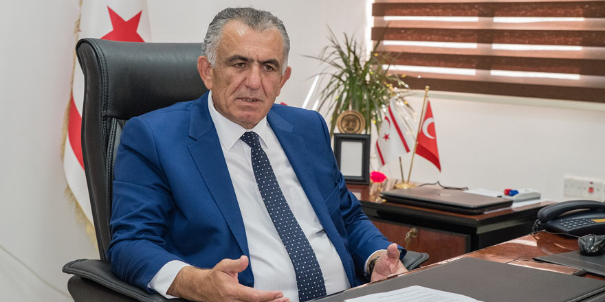 UBP'de İkinci aday Çavuşoğlu