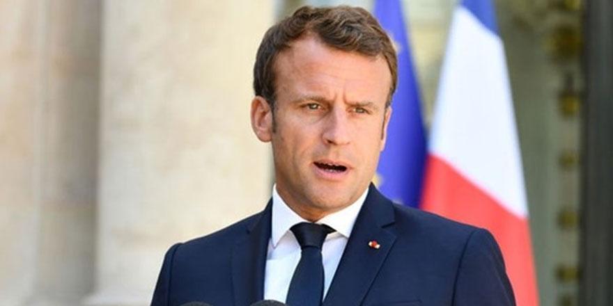 Macron'dan başörtüsü ve islam açıklaması