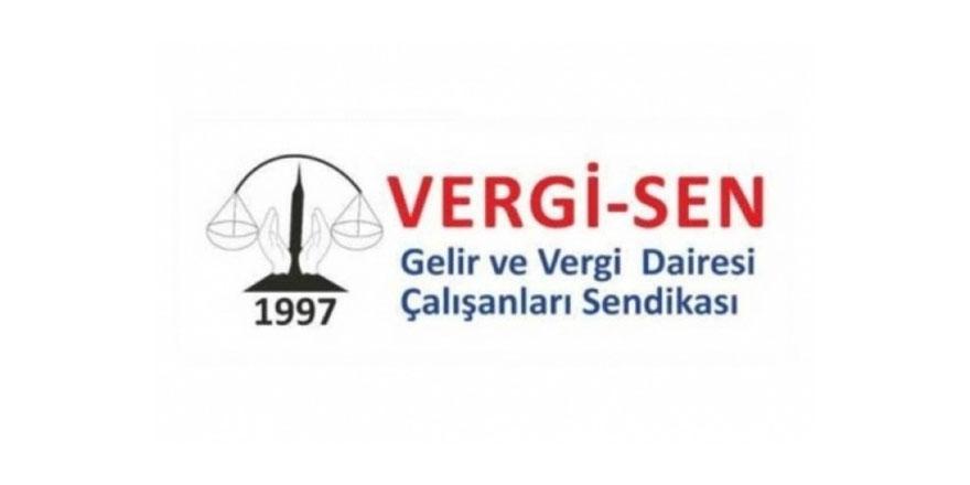 Gelir ve vergi dairesi Girne şubesi'nde  uyarı grevi
