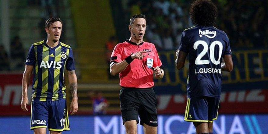 Fenerbahçe, TFF'ye itirazını yaptı