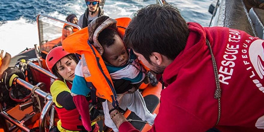 Avrupa'daki düzensiz göç krizi