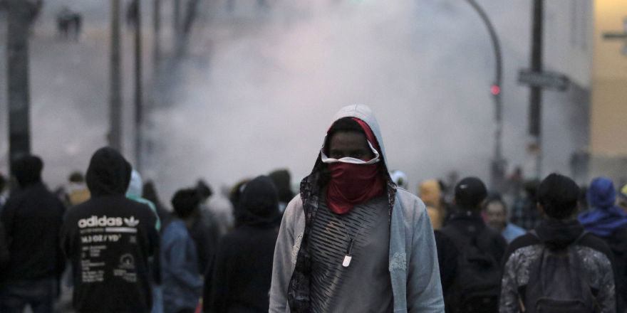 Ekvador'da gösterilerden ötürü olağanüstü hal ilan edildi