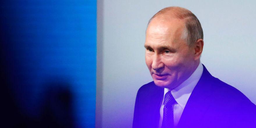 Putin'den, 'cennete yaklaştık mı?' sorusuna yanıt: Tanrı karar verir
