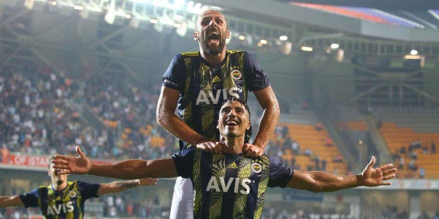 Fenerbahçe'nin Antalyaspor karşısındaki galibiyet taktiği!