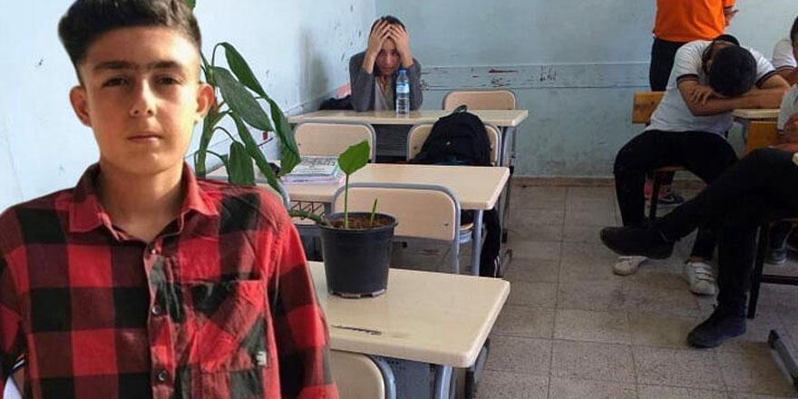 Kalbi duran lise öğrencisi öldü