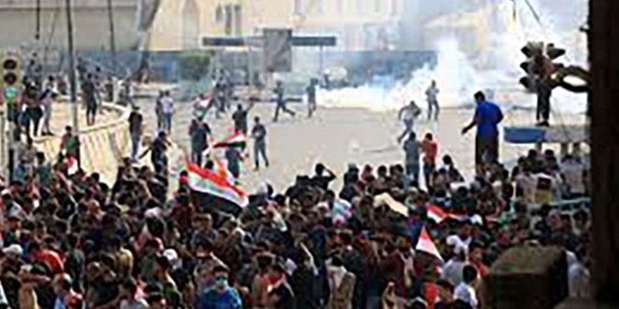 Irak'taki Hükümet karşıtı gösteriler