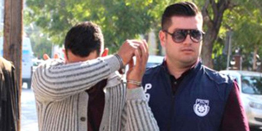Cinsel istismarda bulunan Terkan'a  3 yıl hapis cezası