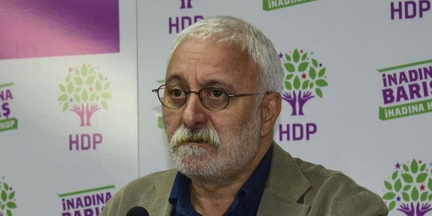 HDP'li Oluç: Askeri güçle bölge gücü olunamaz