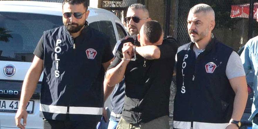 Darp ve yaralama suçundan tutuklandı
