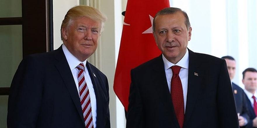 """Trump'tan """"asker çekme"""" ve Erdoğan açıklaması"""
