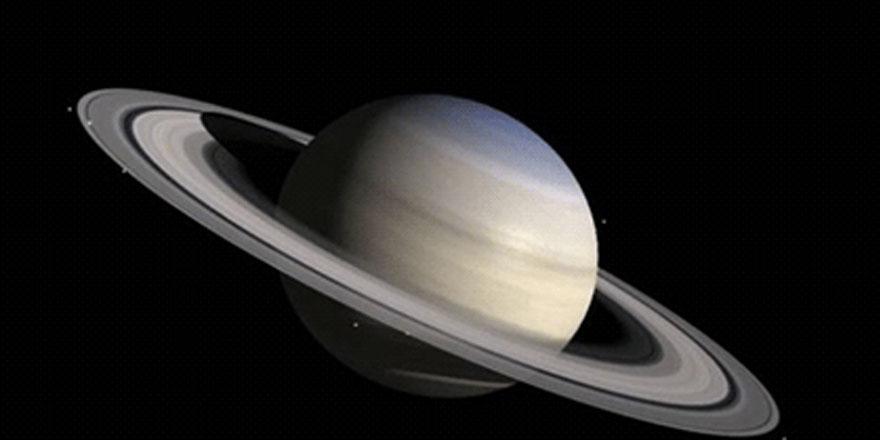 Satürn'e bakışınızı değiştirecek olay