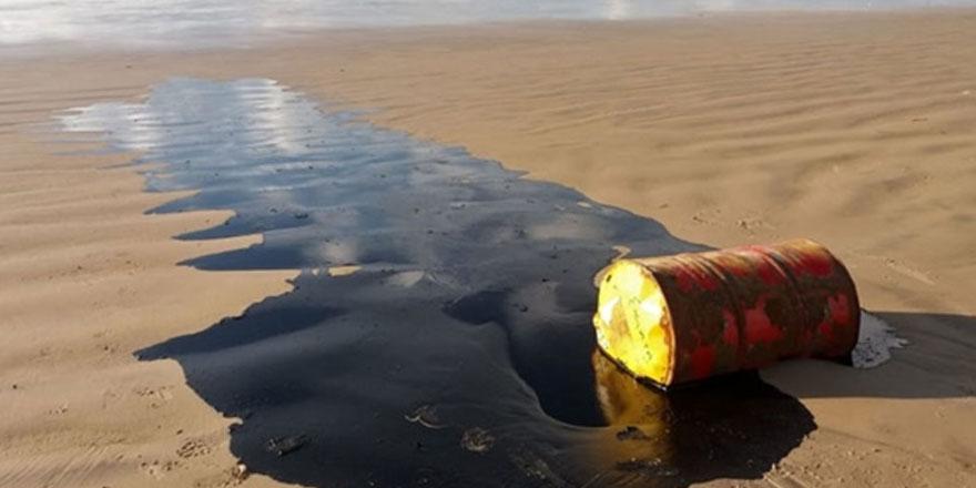 Brezilya kıyılarında 100 tondan fazla petrol sızıntısı tespit edildi