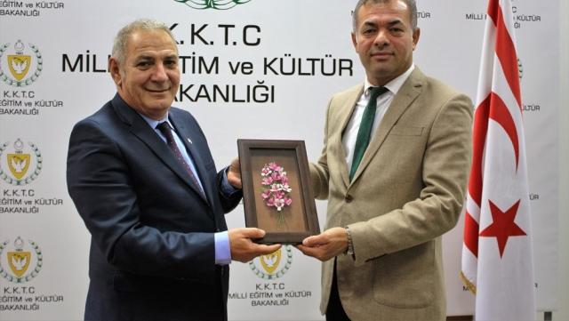 Ataöv, Cumhuriyet Lisesi ve Adana Anadolu Lisesi öğretmen ve öğrencilerini kabul etti