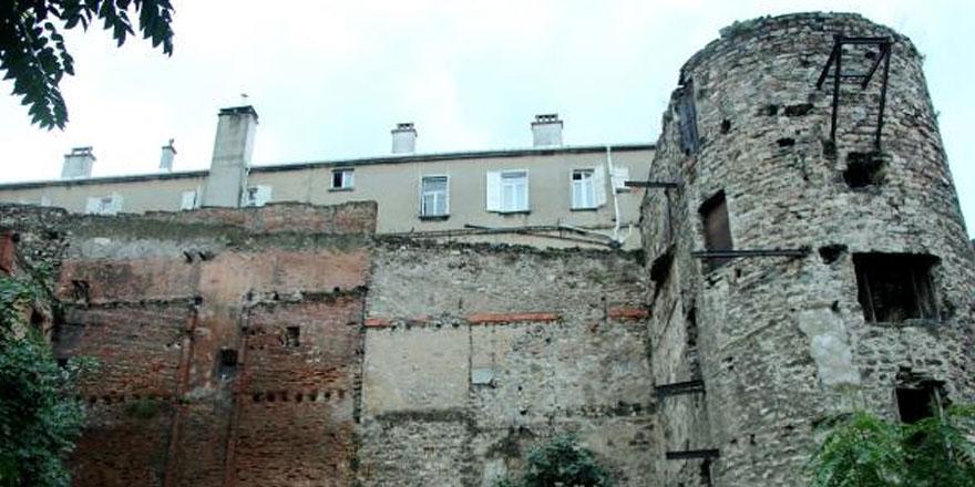 Galata'nın bilinmeyen ikinci kulesi