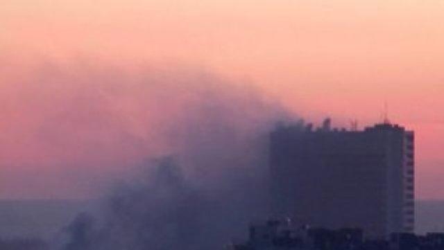 Rus istihbarat binasında çıkan yangında 3 kişi öldü
