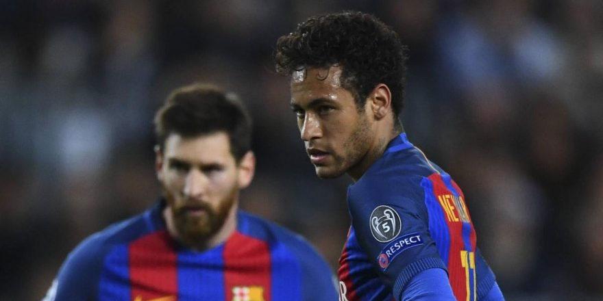 Messi'nin Neymar korkusu!