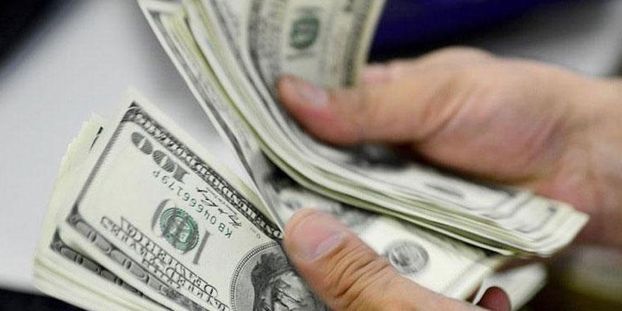 Dolar güne 5,82 liranın üzerinde başladı