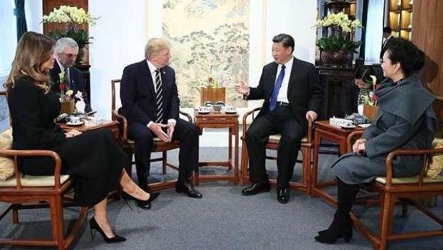 """ABD ile Çin arasında ticaret anlaşmaları """"Yeni bir dünya rekoru"""""""